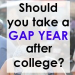 pros and cons of taking a gap year essay The big decision: should i take a gap year  and thought a year out would mean my essay practice would  so why is taking a gap year still considered the .