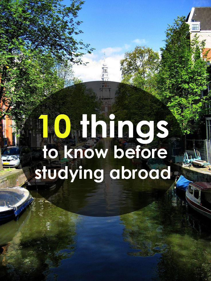 most study abroad program should be Study abroad programs are the stock and trade of most top tier four year colleges and for students who choose to enroll in them they can become an edge in the job search.