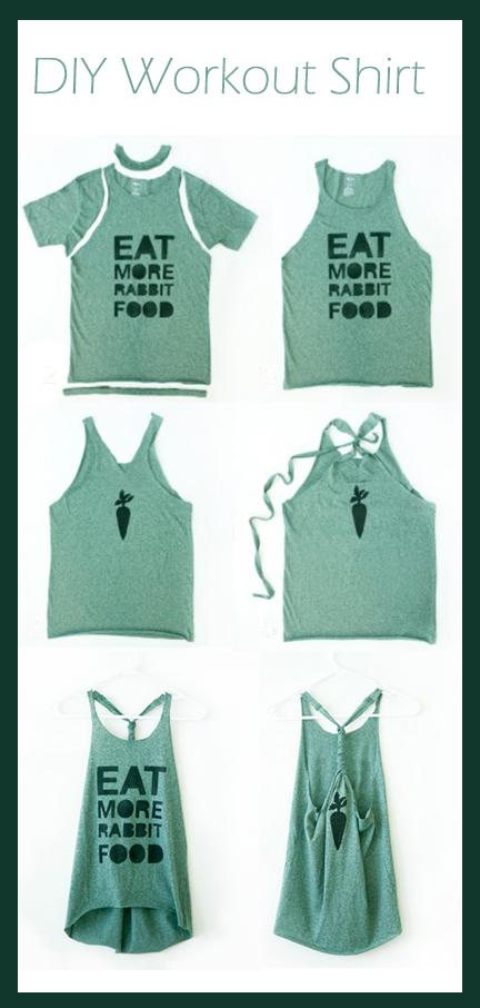 Diy Workout Shirt Society19