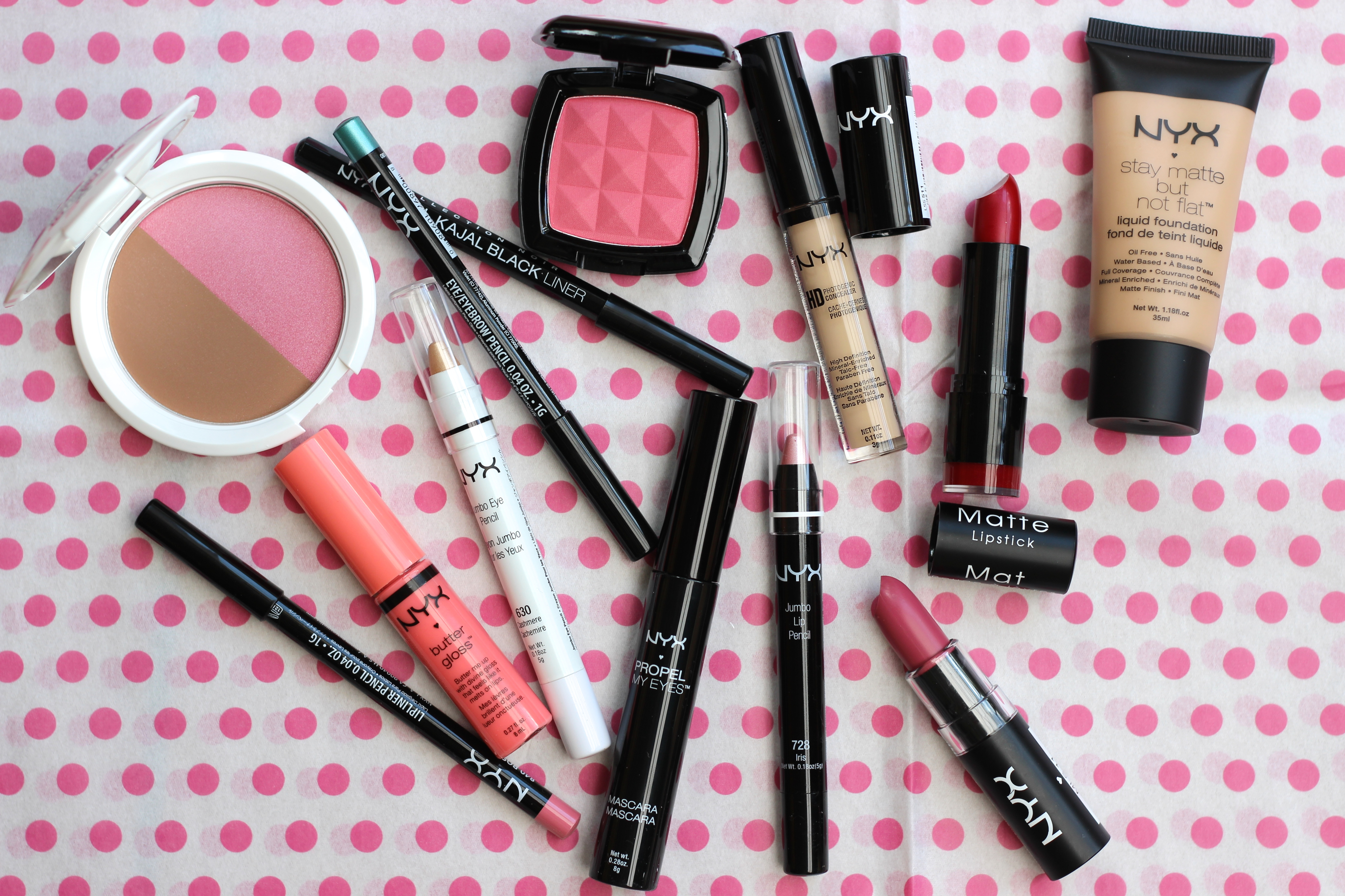 The 10 Best Products From Nyx Cosmetics Society19