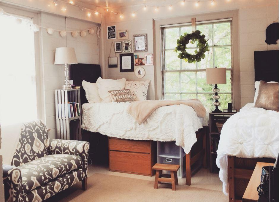 20 things you wouldn 39 t think to bring to college society19 - Dorm room bedding ideas ...
