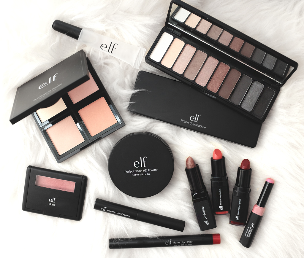 Looks - 4 products must-have from e.l.f video
