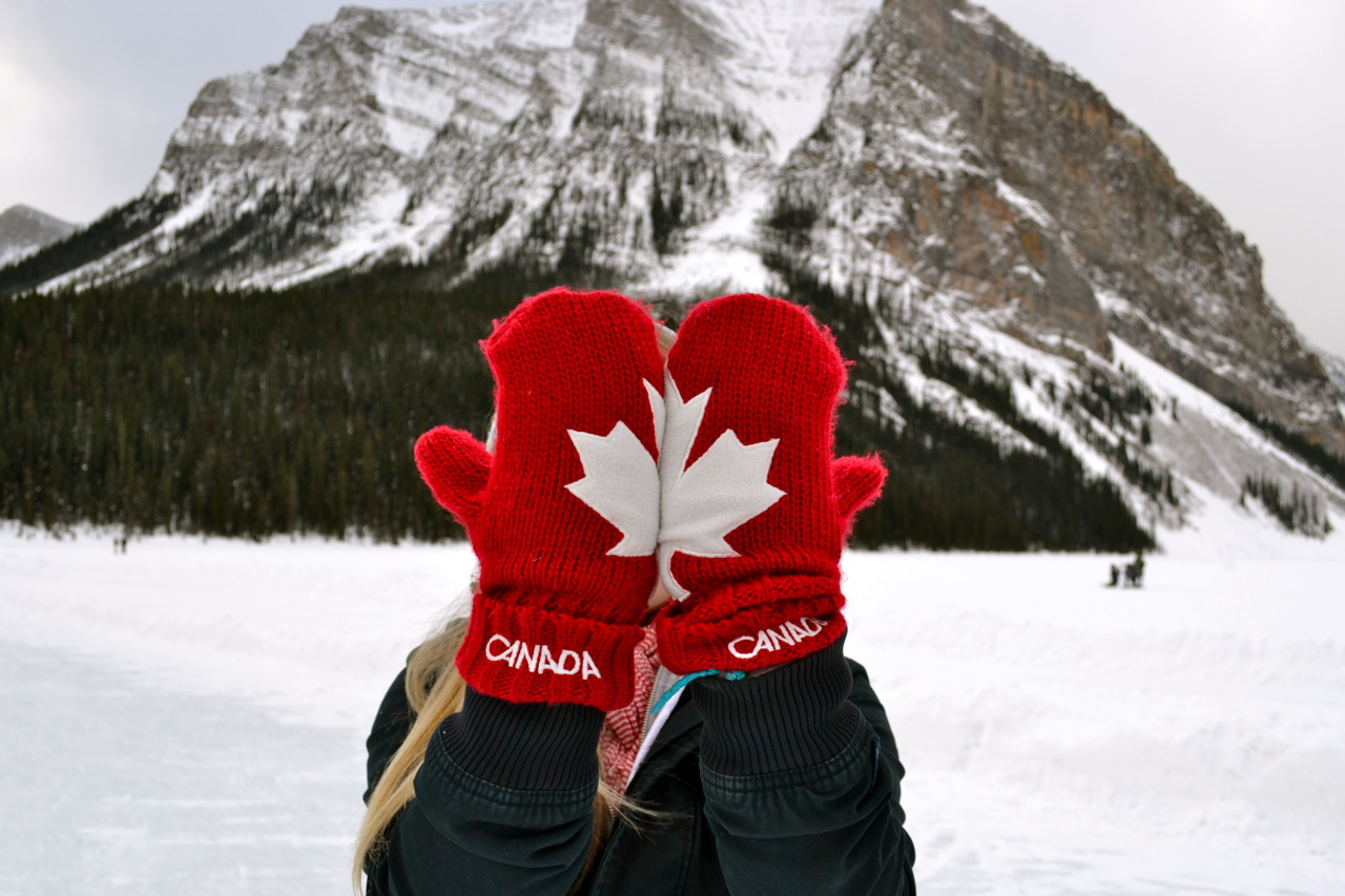 you know you're from Canada if...
