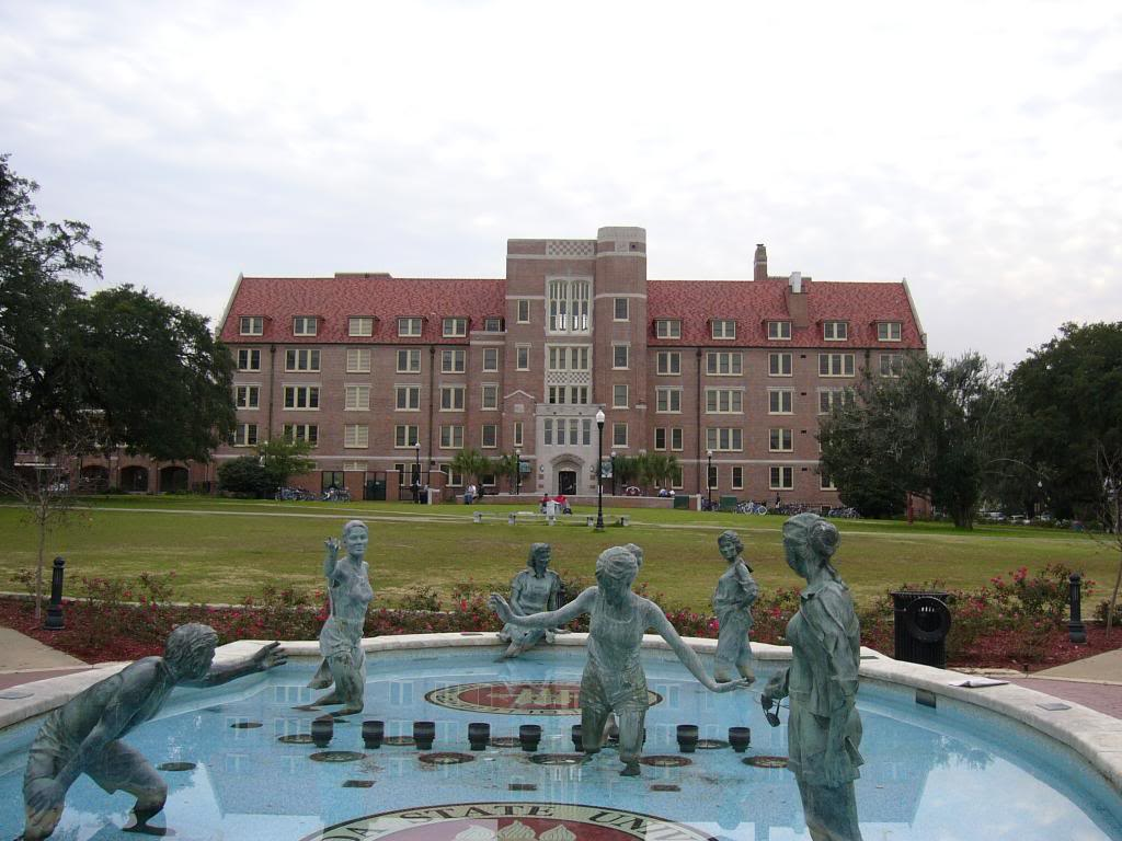 Kansas Wesleyan University >> The Ultimate Ranking Of FSU Dorms - Society19