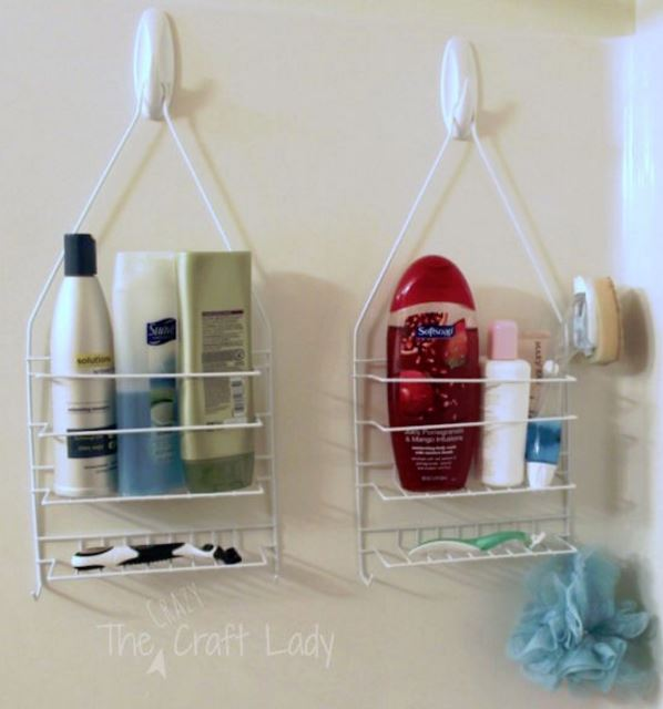 How To Organize Your Entire Dorm Room With Command Hooks