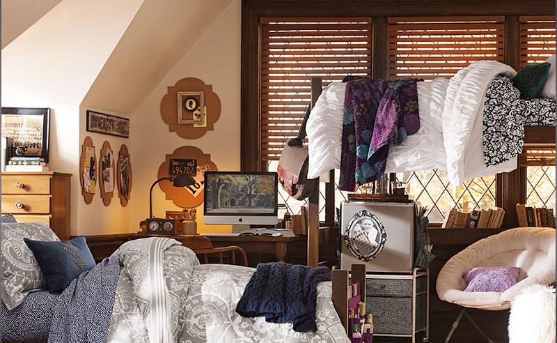 21 dorm tips for binghamton university students society19 - Space saving tips for your dorm room ...