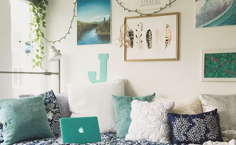 20 things under 20 to decorate your uni dorm room society19 - Stuff to decorate your room ...