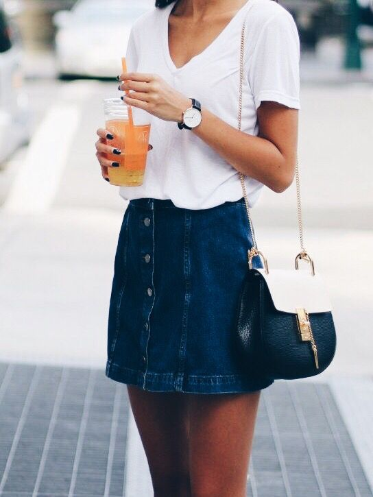 10 Quick And Easy Outfit Ideas For Rushed Mornings ...
