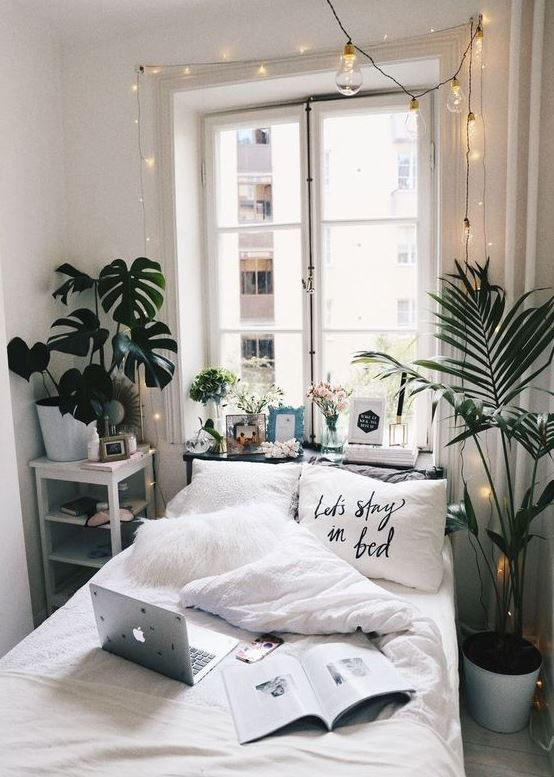 15 cutest boho dorm rooms on pinterest you need to copy for Small room ideas pinterest