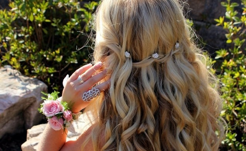40 Gorgeous Wedding Hairstyles For Long Hair: 50 Gorgeous Prom Hairstyles For Long Hair