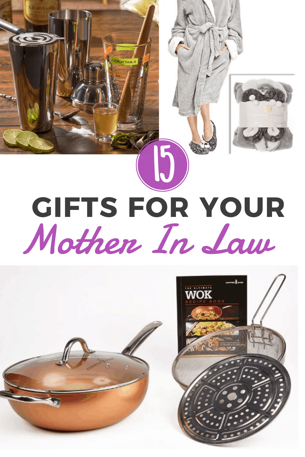 15 Christmas Gift Ideas For Your Mother In Law - Society19